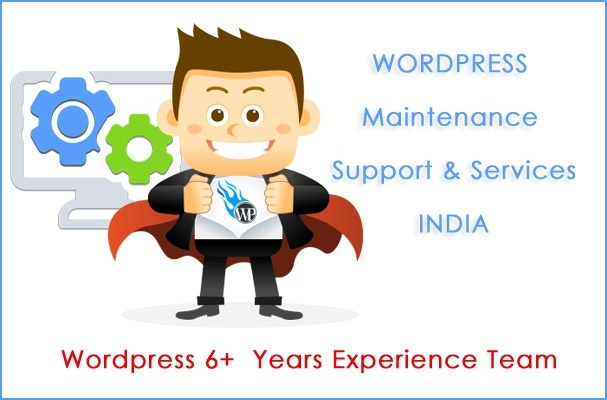 Best WordPress Maintenance and Support Services