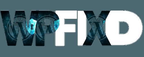 WPFIXD Logo