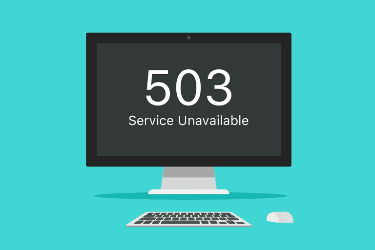 How to Fix the 503 Service